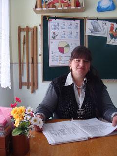 Вчитель початкових класів Волошин Ніна Василівна