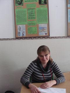 Вчитель української мови та літератури Федик Ірина Степанівна