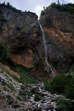 Cascade de Rinka