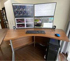 最強のトレードパソコンです