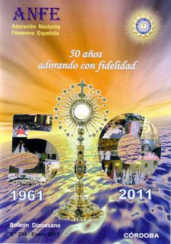 PORTADA DEL BOLETIN PARA EL AÑO 2011