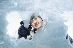 Nanoprotect Glasversiegelung - Kein Eiskratzen im Winter - Vermindert Reflexionen - Schont Scheibenwischer
