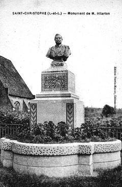 Le monument Hilarion