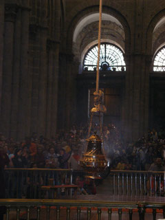 "L'encensoir""botafumeiro"" 2010"