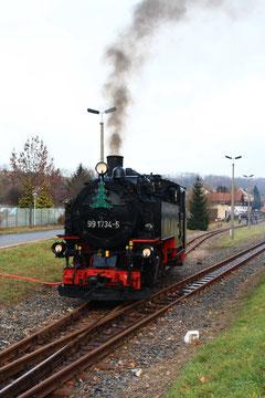 99 1734 in Obercarsdorf