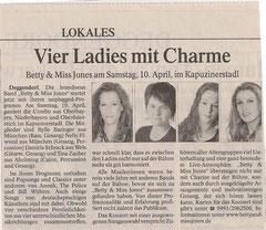 Deggendorfer Zeitung, 21.2.2010