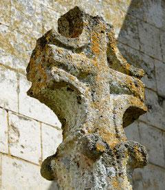 Croisillon de la croix d'Huppy