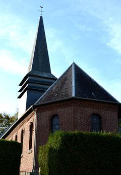 Eglise St-Gilles-Aizecourt-le-Bas