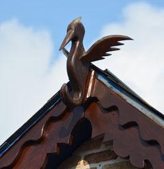 Le Crotoy: le cormoran