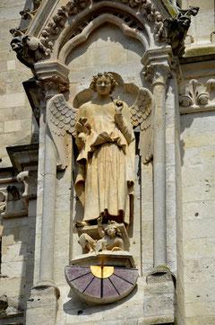 L'ange au cadran solaire