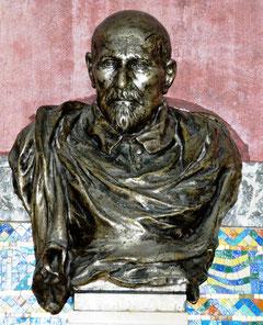 Buste de St-Vincent de Paul