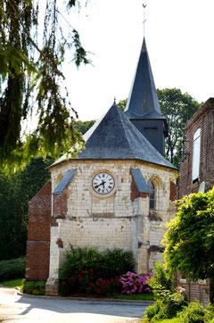 Eglise de Bresle (Canton de Corbie)