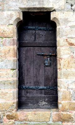 Ancienne porte de la prison du Beffroi