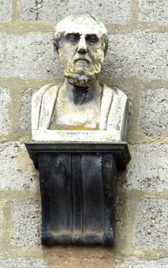 Le buste de Socrate