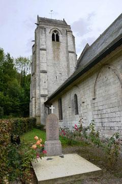 L'église Saint-Pierre de Fieffes