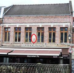 Le bar Manneken-Pis- Ph: Magali