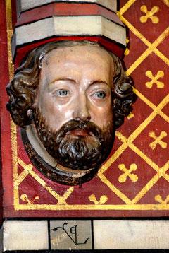 Eugène Viollet-le-Duc- Son monogramme