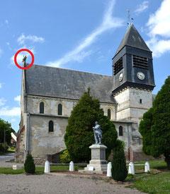 Eglise Saint-Pierre de Guerbigny