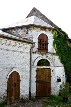 Une ancienne ferme à Davenescourt