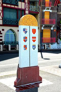 Esplanade de Mers-les-Bains