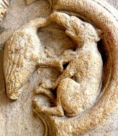Le Loup et le Héron (fable d'Esope)