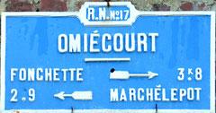 Omiécourt