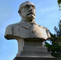Buste de Charles Saint