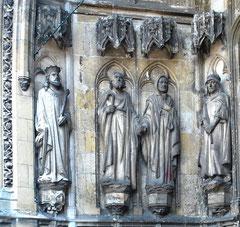 Porche église N-D Doullens