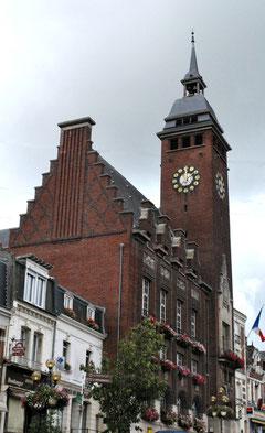 Hôtel de Ville-Montdidier