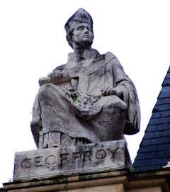 Geoffroy, évêque d'Amiens de 1104 à 1115