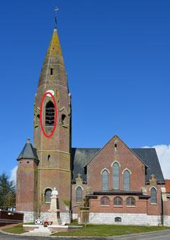 Eglise de Bouzincourt