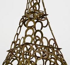 Détail de la tour Eiffel