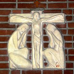 Chemin de croix de la Chapelle des Clarisses