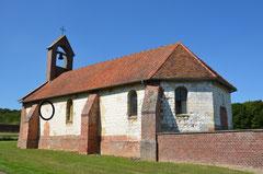 Chapelle Saint-Léonard de Septoutre (Grivesnes)