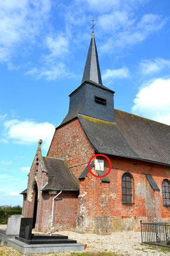Eglise de Morvillers-Saint-Saturnin