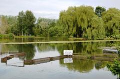 Les étangs de Feuillères