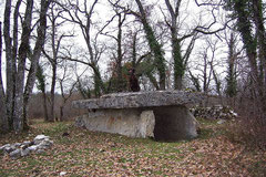 Dolmen de la table de Roux