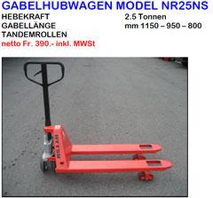 Gabelhubwagen Hytsu