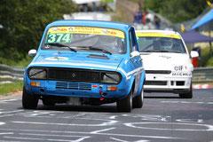 Renault Race Festival auf der Nordschleife