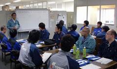 東日本地区の研修