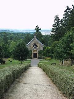 Das Dorf Fleury