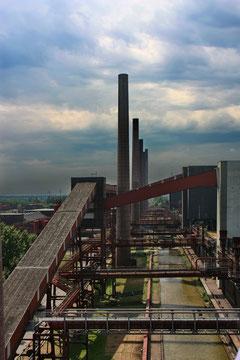 Kokerei der  Zollverein (Bild anklicken)