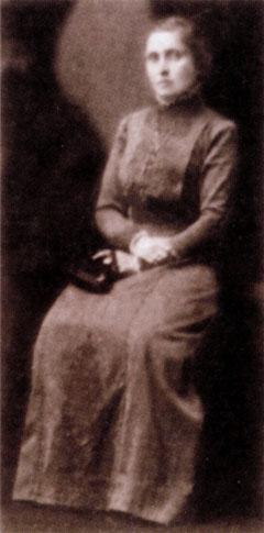 Начальница Якутской женской гимназии Елизавета Кузнецова