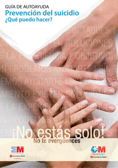 Guía de autoyuda. Comunidad de Madrid.