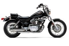 Yamaha Virago war das erste Motorrad