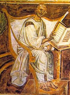 San Agustín, Padre de la Iglesia y Doctor de la Iglesia