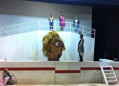 Gullivers Reise Opernzelt