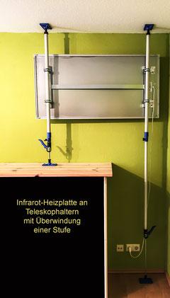 infrarot heizplatte 650w bautrocknung bkg magdeburg. Black Bedroom Furniture Sets. Home Design Ideas