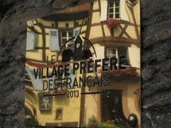 Le Village Préféré des Français 2013