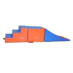 Kit initiation maternelle en mousse enfants Sarneige. Kit initiation à la gym maternelle, matériel de modules en kit et en mousse enfants Sarneige à acheter pas cher.